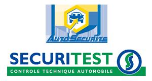 Logo Autosécurité Securitest
